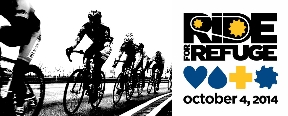 Ride for Refuge Oct
