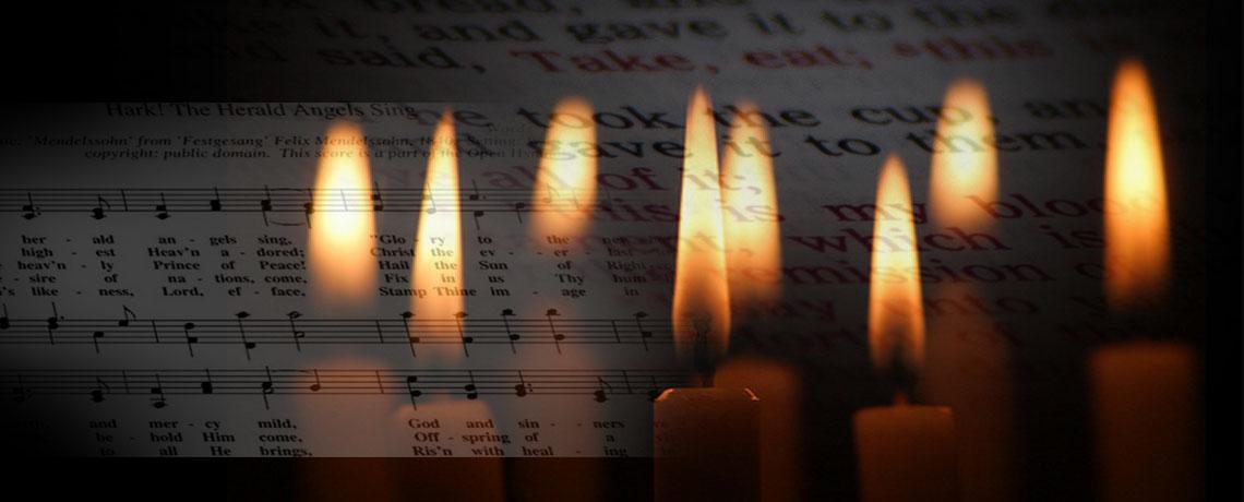 Dec 14 @ 7 pm Lessons & Carols