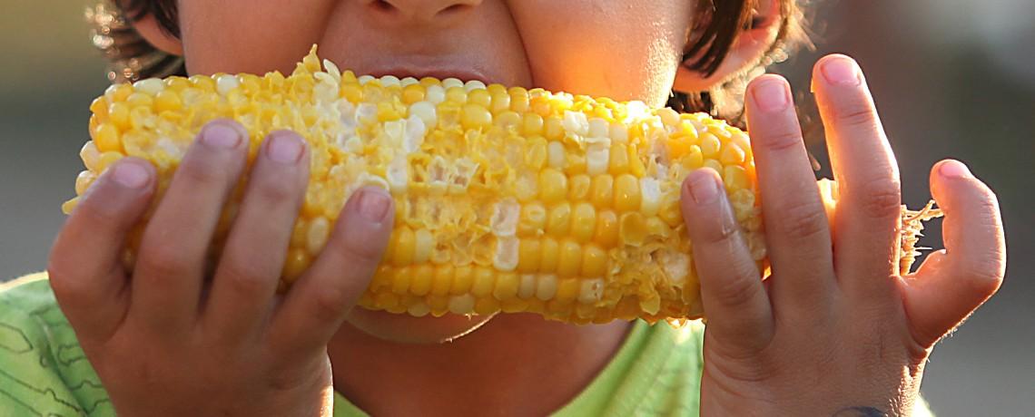 Cornfest Sat Sept 9, 5:30 pm