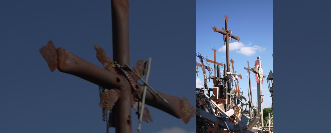 Mar 19 – Apr 9 Walk to the Cross